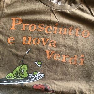 Dr Seuss T-shirt - Green Eggs & Ham